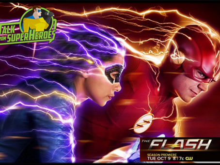 Talk From Superheroes: The Flash