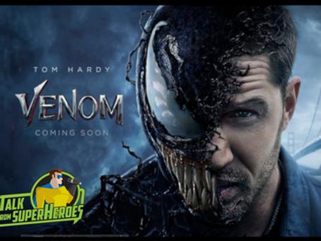 Talk From Superheroes: Venom