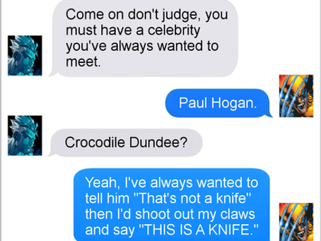 Texts From Superheroes: Understood That Reference