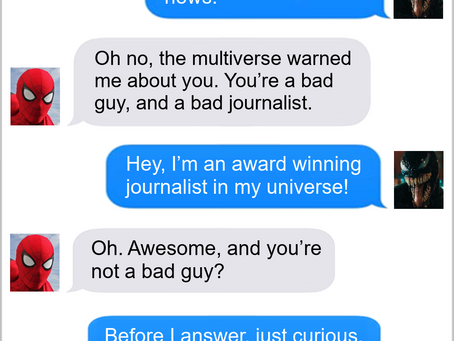 Texts From Superheroes: Define Bad