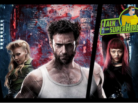 Talk From Superheroes: The Wolverine