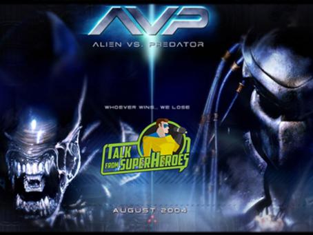 Talk From Superheroes: Alien vs. Predator