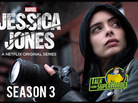 Talk From Superheroes: Jessica Jones Season 3