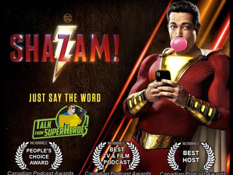 Talk From Superheroes: Shazam!