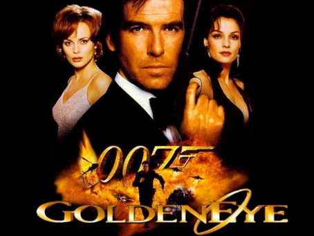 I Hate It But I Love It: Goldeneye