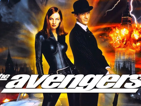 Talk From Superheroes: The Avengers (1998)