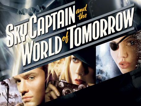 Talk From Superheroes: Sky Captain and the World of Tomorrow