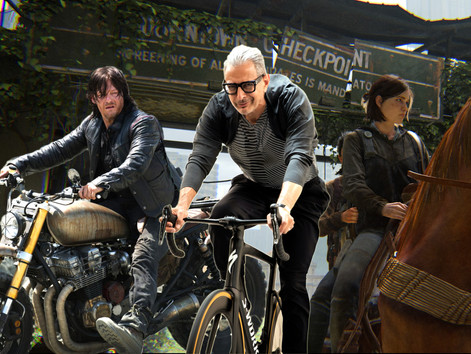 Apocalypse Survivors Would LITERALLY Rather Die Than Ride A Bicycle