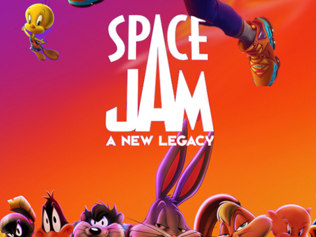 Talk From Superheroes: Space Jam A New Legacy