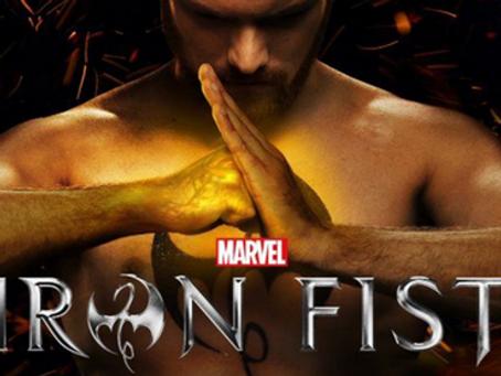 Talk From Superheroes: Iron Fist (Part 2)
