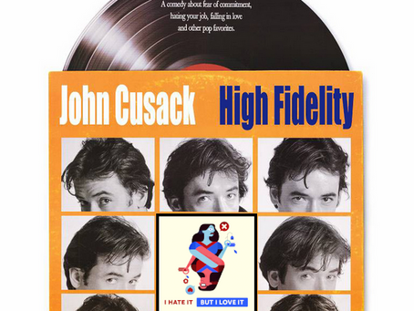 I Hate It But I Love It: High Fidelity