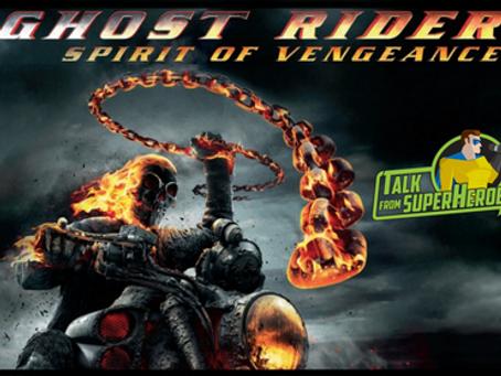 Talk From Superheroes: Ghost Rider Spirit of Vengeance