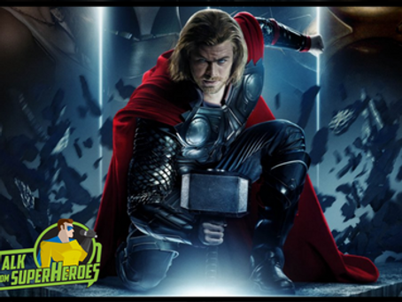 Talk From Superheroes: Thor