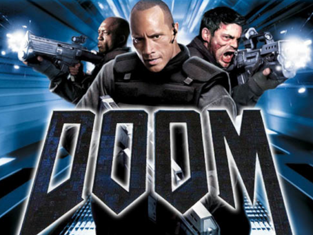 Talk From Superheroes: Doom