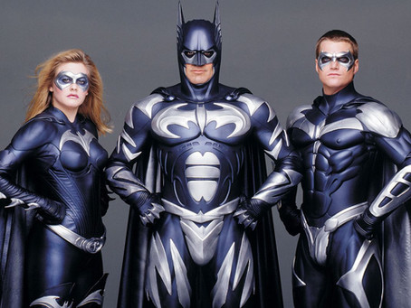 The 10 Craziest Things You Forgot Happened In Batman Forever and Batman & Robin