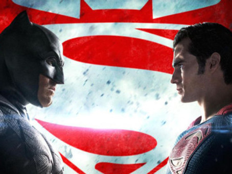 Talk From Superheroes: Batman v. Superman