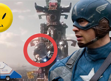 The 10 Best Easter Eggs in Superhero Movies
