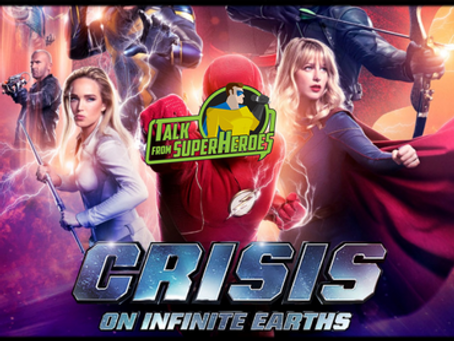 Talk From Superheroes: Crisis on Infinite Earths