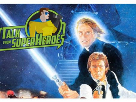 Talk From Superheroes: Return of the Jedi