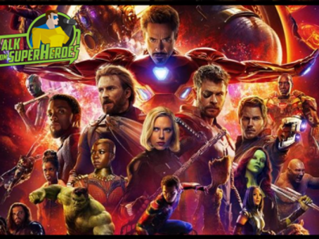 Talk From Superheroes: Avengers Infinity War