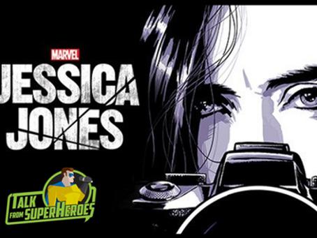 Talk From Superheroes: Jessica Jones (Part 2)