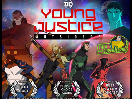 Talk From Superheroes: Young Justice (Season 3)