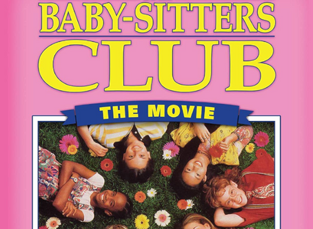 I Hate It But I Love It: The Baby-sitters Club