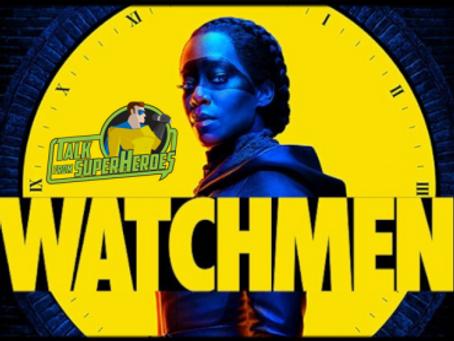 Talk From Superheroes: Watchmen (2019)