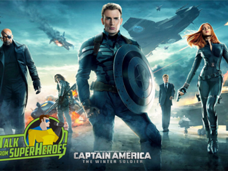Talk From Superheroes: Captain America: The Winter Soldier