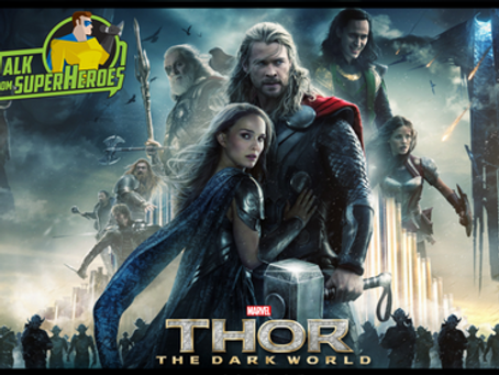 Talk From Superheroes: Thor The Dark World