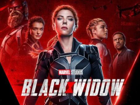 Talk From Superheroes: Black Widow
