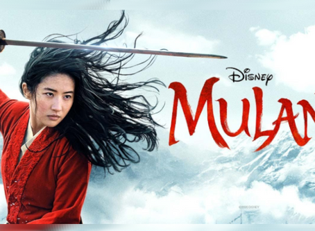 Talk From Superheroes: Mulan