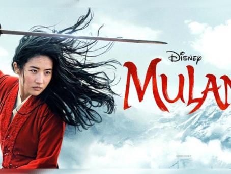 Talk From Superheroes: Mulan