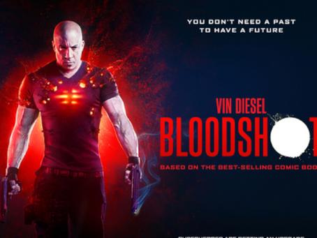 Talk From Superheroes: Bloodshot