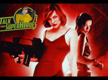 Talk From Superheroes: Resident Evil