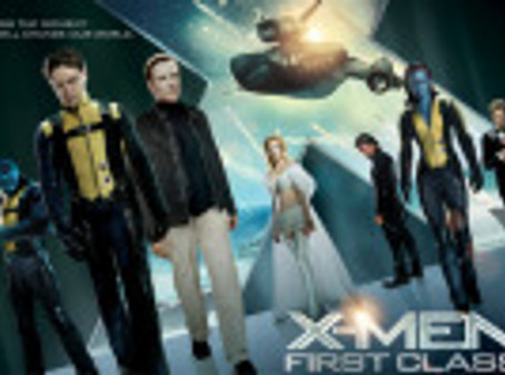 Talk From Superheroes Podcast #16: X-Men First Class