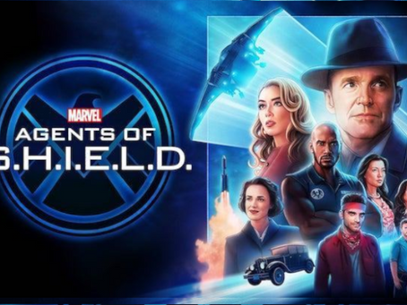 Talk From Superheroes: Agents of SHIELD