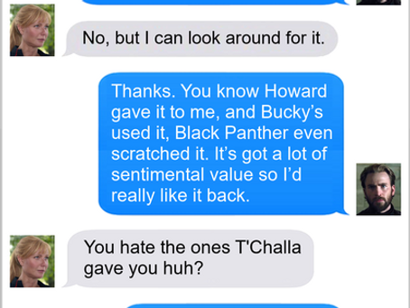 Texts From Superheroes: The Real Reason We Lost (No Endgame Spoilers)