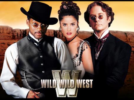 Talk From Superheroes: Wild Wild West