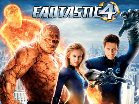 Talk From Superheroes: Fantastic Four