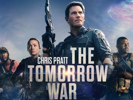 Talk From Superheroes: The Tomorrow War