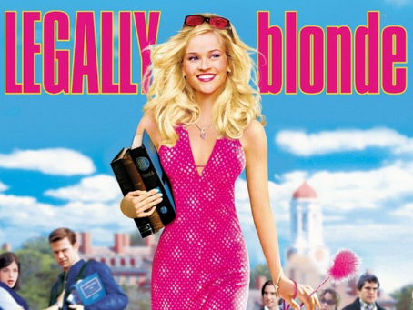 The Villain Was Right: Legally Blonde