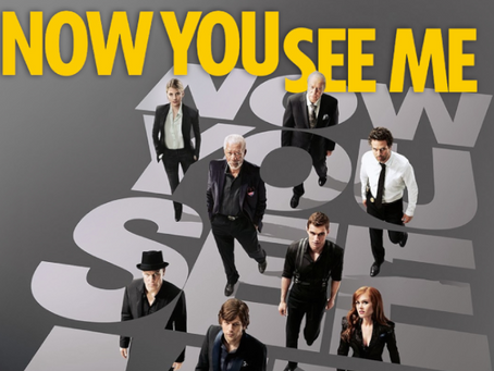 The Villain Was Right: Now You See Me