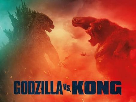 Talk From Superheroes: Godzilla vs. Kong