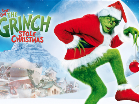 The Villain Was Right: The Grinch (2000)