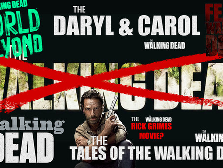 The Walking Dead Somehow Both Renewed and Cancelled at the Same Time