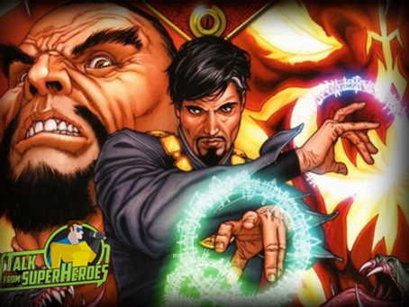 Talk From Superheroes: Doctor Strange: The Animated Movie (2007)