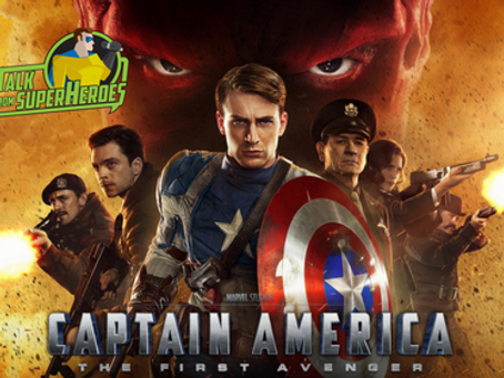 Talk From Superheroes: Captain America The First Avenger