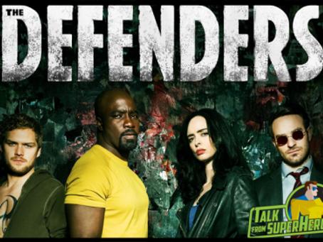 Talk From Superheroes: The Defenders