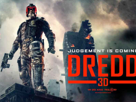 Talk From Superheroes: Dredd (2012)